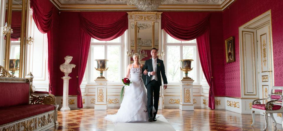 Hochzeit Dana & Thomas, Schloss Altenburg